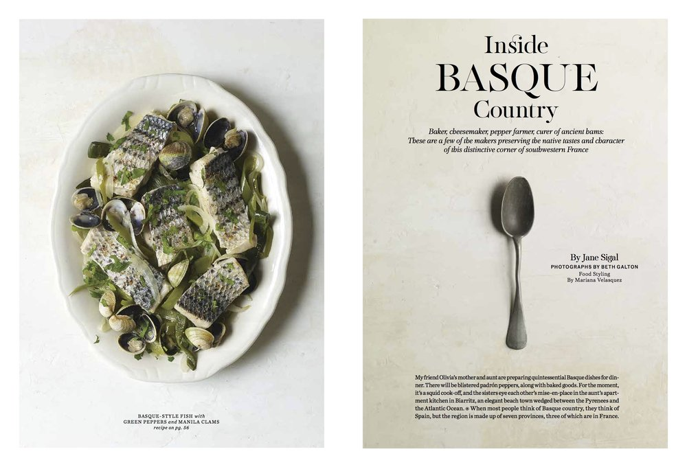 Photographed by: Beth Galton / Food Styling: Mariana Velasquez / Design: Richard Baker