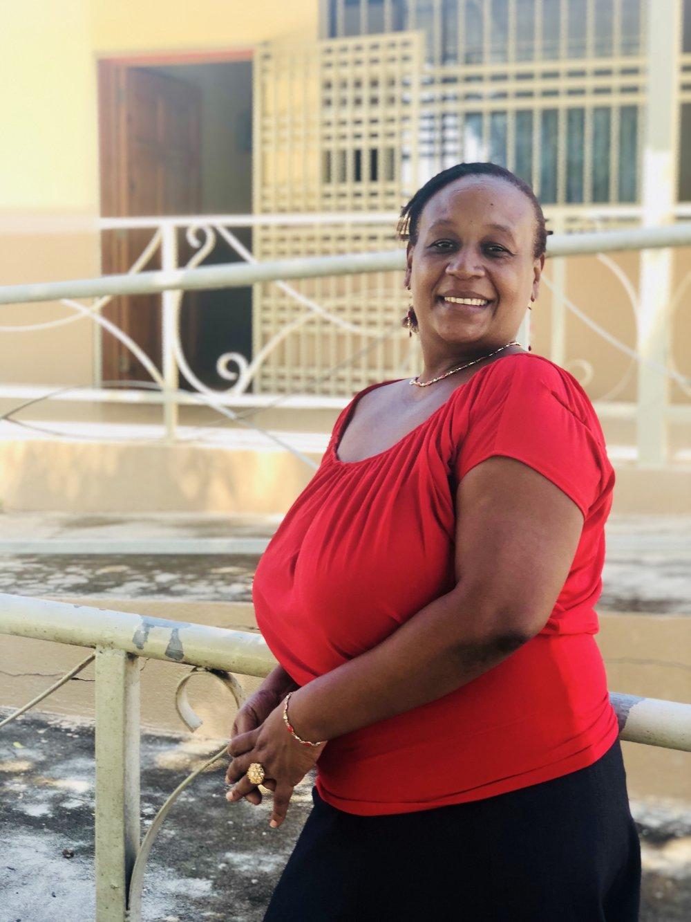 Magdala Metellus , Administrative Assistant