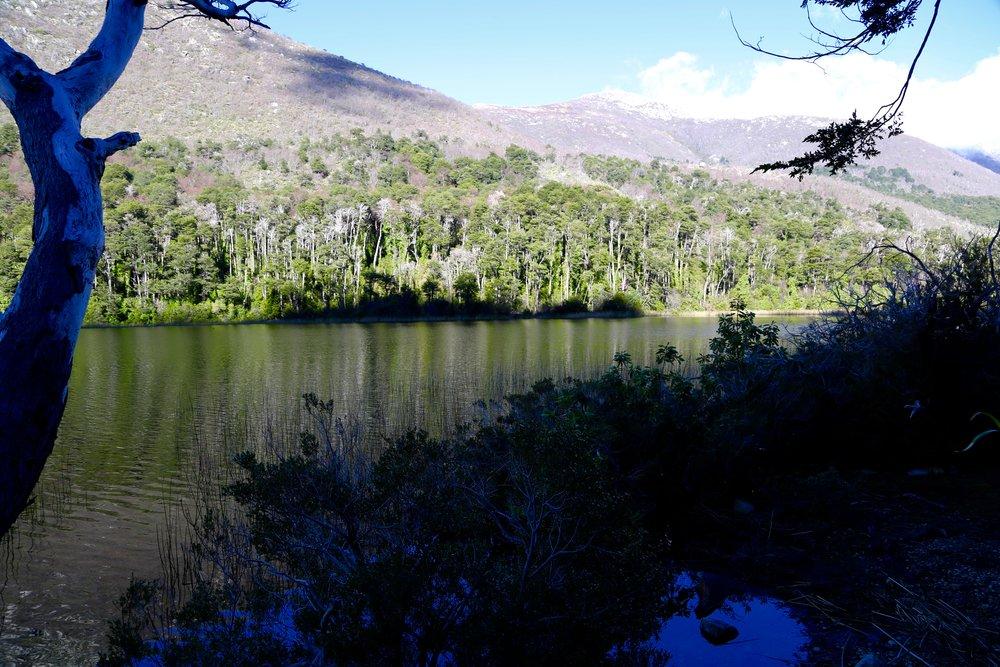 Laguna Del Valiente - San Fabián De Alico