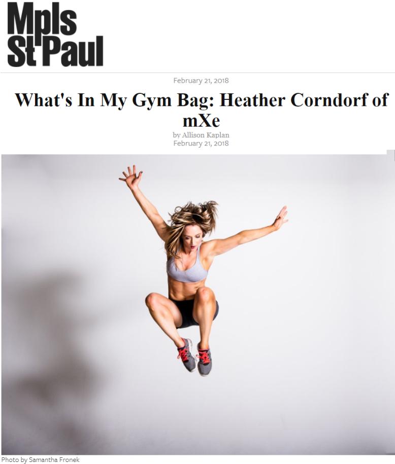 Mpls St. Paul Magazine, February 2018