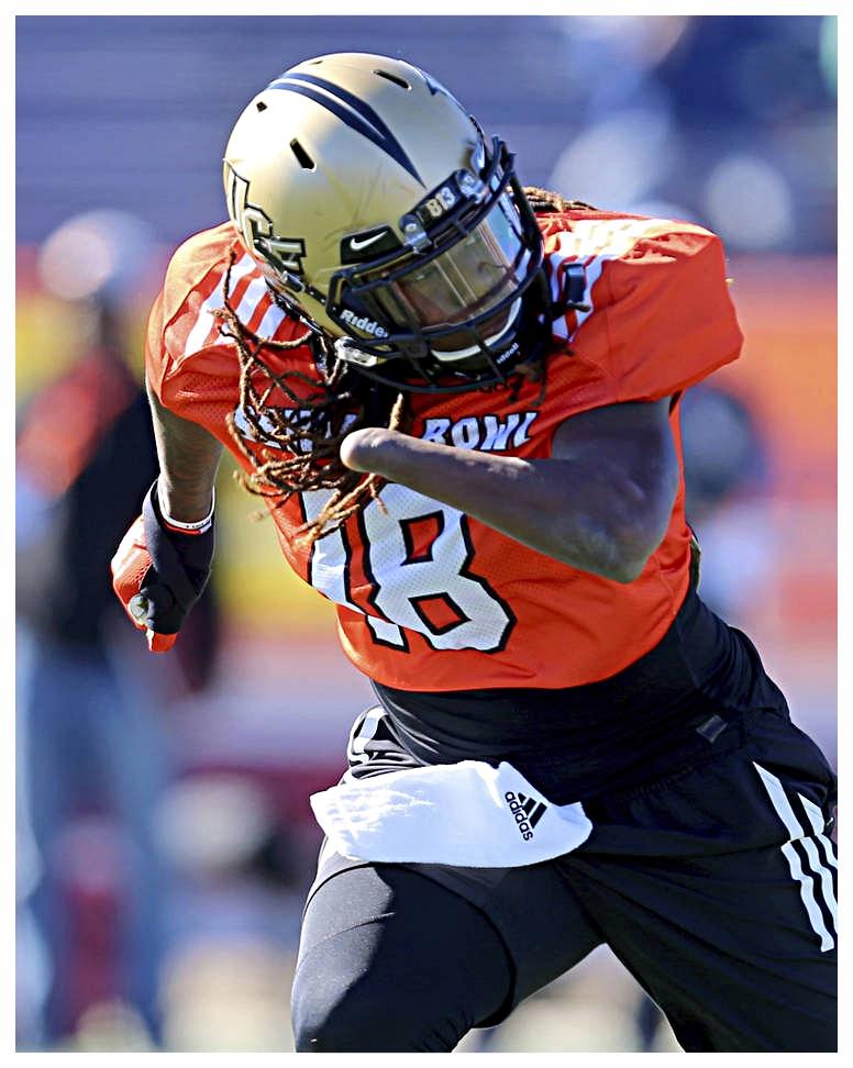 UCF linebacker Shaquem Griffin