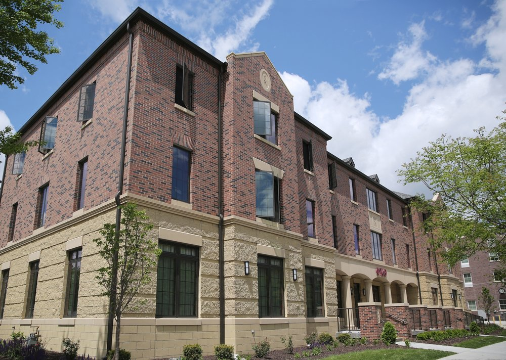 Our Home  - The Phi Kappa Theta house opened in 2013 and is the newest Greek house on UNL City Campus with a 68-man capacity. The house offers 4 years of on-campus housing just minutes from downtown Lincoln.
