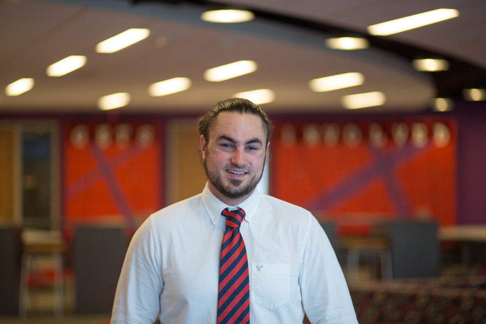 Jason Saville  Jason is a lover of cats and is looking forward to exploring and refining his career interests.    LinkedIn