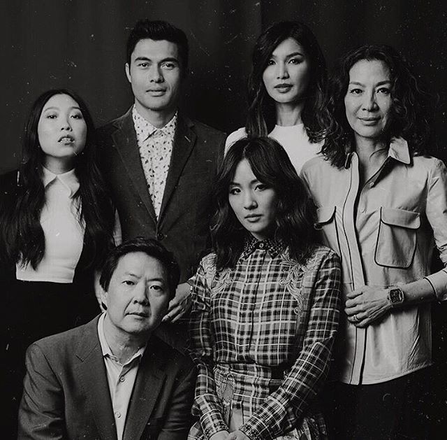 The team finally watched #CrazyRichAsians this weekend and apart from it just being a feel good film, we wanna get into the car fax of why this film is V significant. 〰️ This is the first big Hollywood picture telling a story about Asian Americans with an all-Asian ensemble cast in 25 years. 〰️ The film showcases a range of Asian-American characters as all types of human beings, not just the handful of stereotypes often seen in film/media 〰️ The film sparked the #GoldOpen campaign, Adele Lim and a bunch of other Asian entertainment professionals banded together to buy out screenings around the country and provide free tickets to those who couldn't buy them themselves.  Thrilled to see film diversity and equity continue to manifest for ALL backgrounds + cultures 🖤 #ABMGCulture