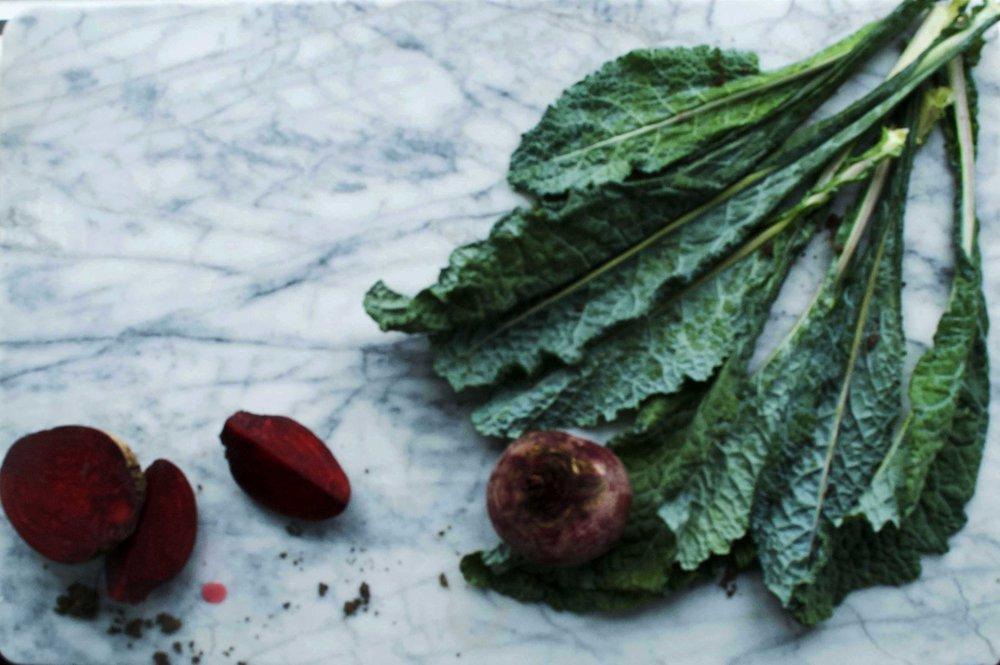 Veggies & Salad -