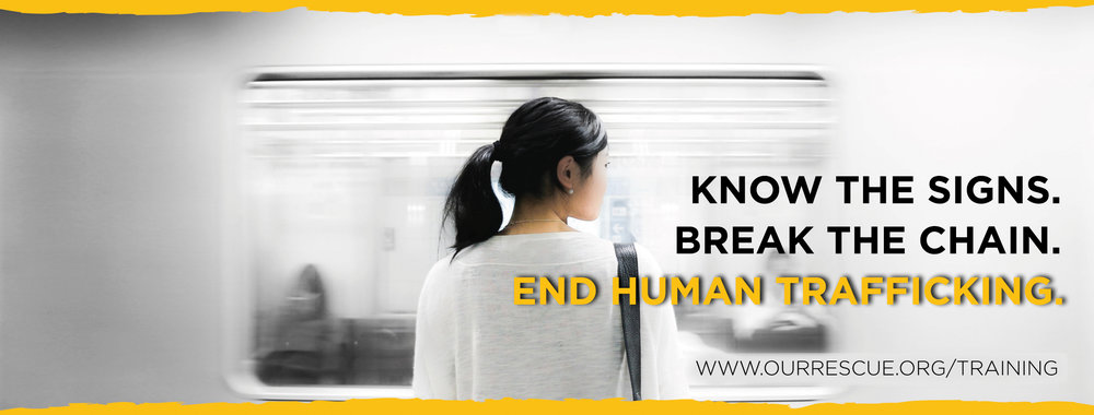 - Operation Underground Railroad offers a FREE online course on how to recognize the signs of human trafficking.