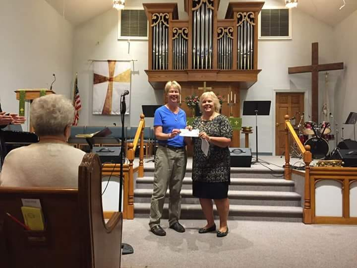 Thank you Faith United Church of Christ! - 🌟We were humbled this past Sunday by your generous donation to Sparrow Place through your Outreach Ministry Team. Your gift was such a blessing, as was the opportunity to share our mission and vision with the congregants. Thank you for making us feel so welcome!