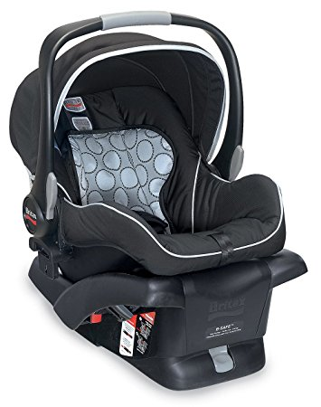 Britax B Safe - jenwopperBritax b safe, was a gift, I love how it works with our stroller!!