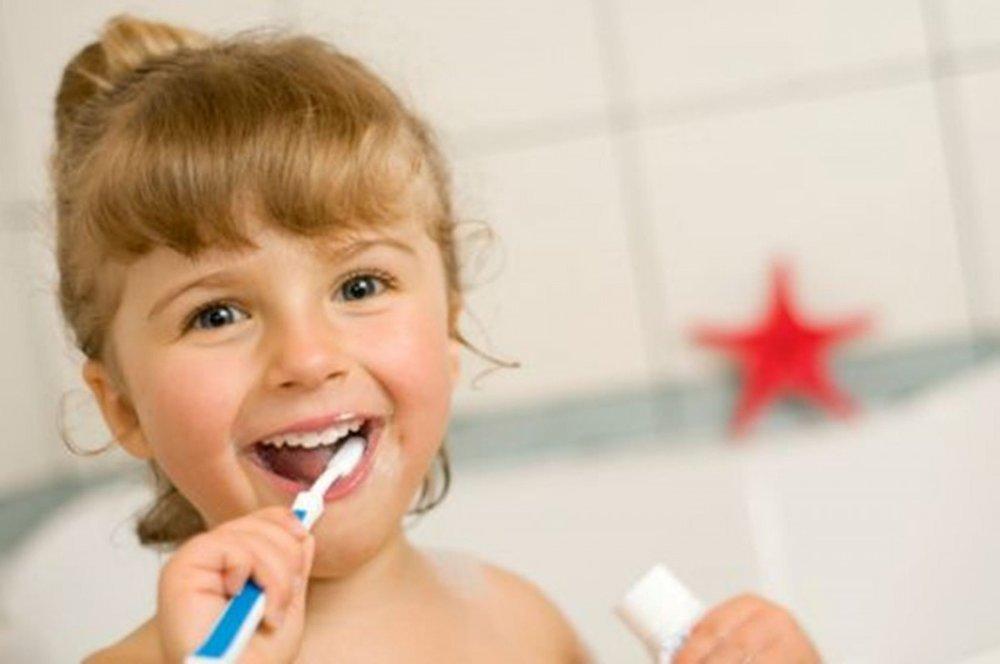 When Should I Start Brushing My Baby's Teeth
