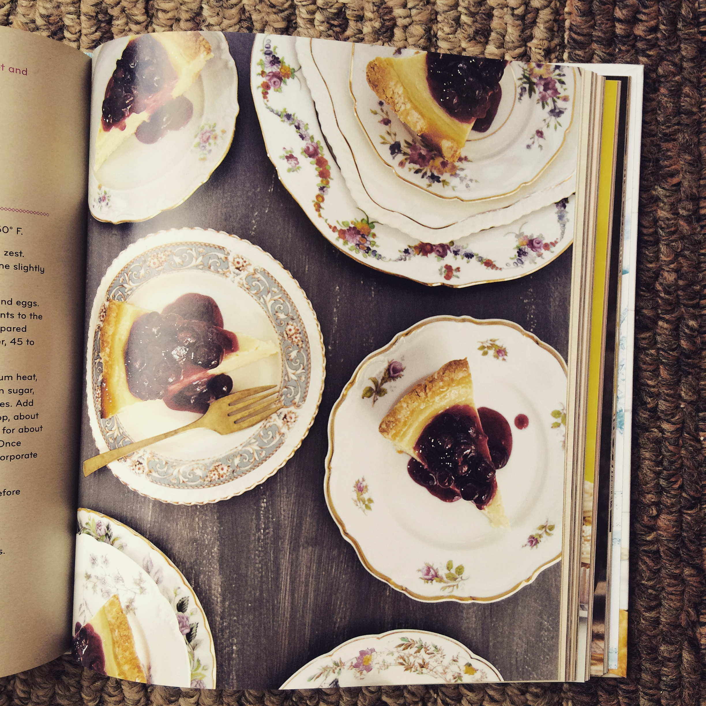 From the book, Homemade Decadence
