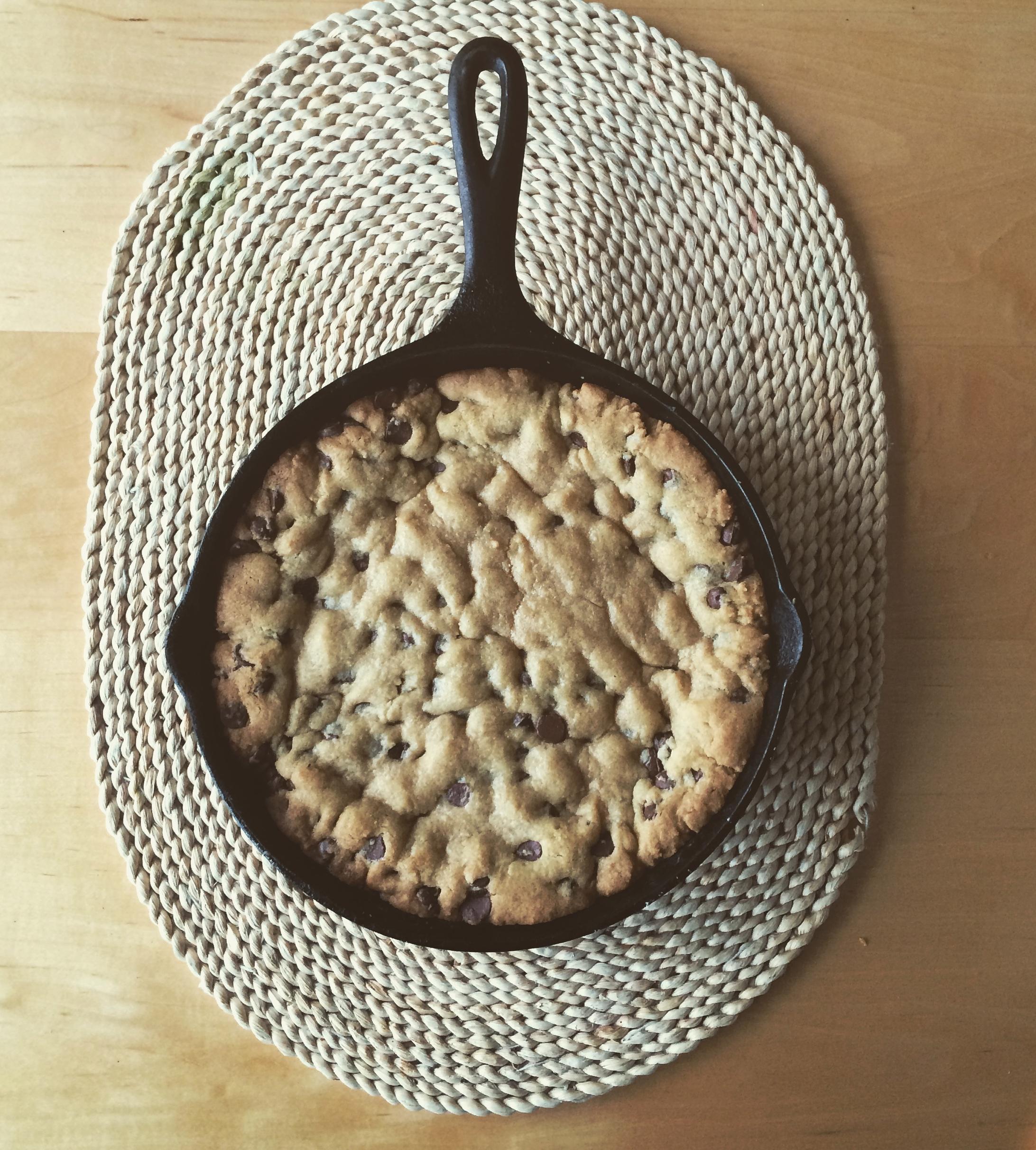 Image 1 skillet cake