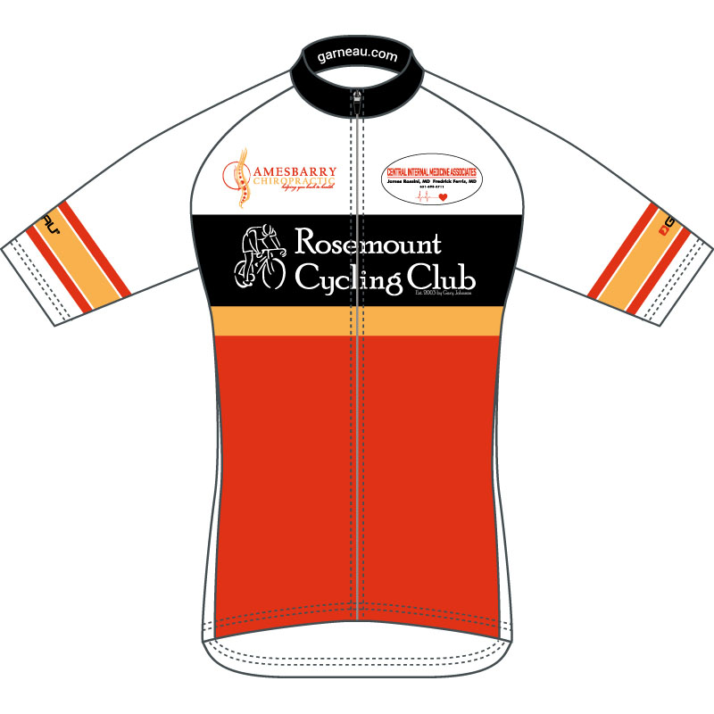 2018 Jersey front