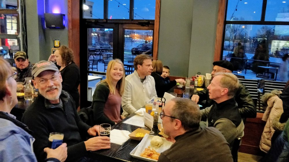 2019 - Members gather during the off-season at our 2019 Winter Gathering; 2019-01-26