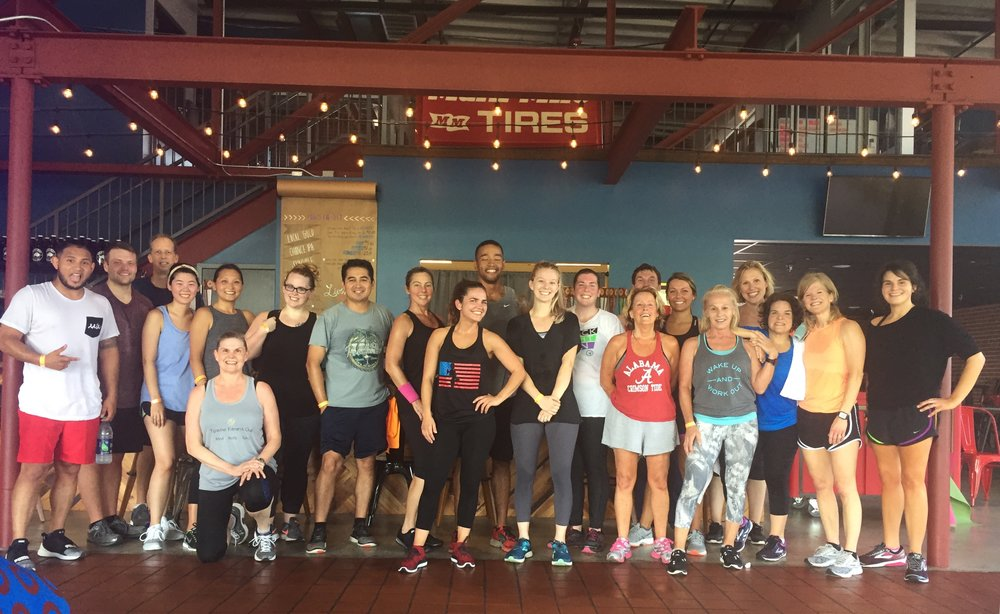 Thank you for attending TABATA + Beer on May 26th! We had a great workout, burned some serious calories and made a bunch of new friends! Hope to see everyone again for PiYo! and Cardio Dance in June!
