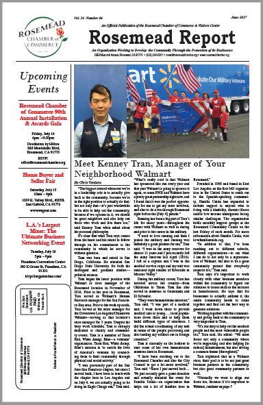 June 2017 - Rosemead Report