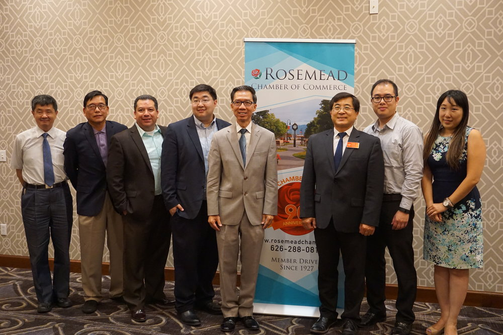 Assemblymember Ed Chau Powerhour Keynote, July 2018