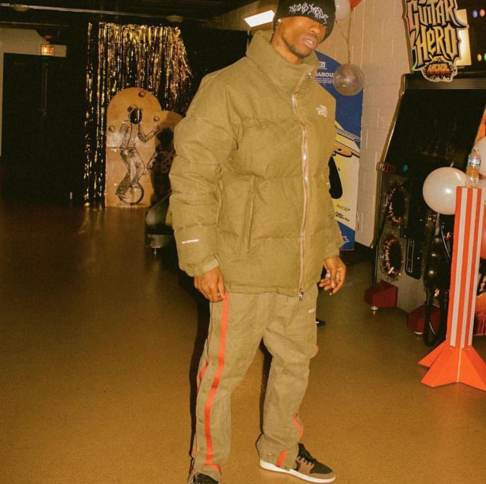 Travis Scott clothes