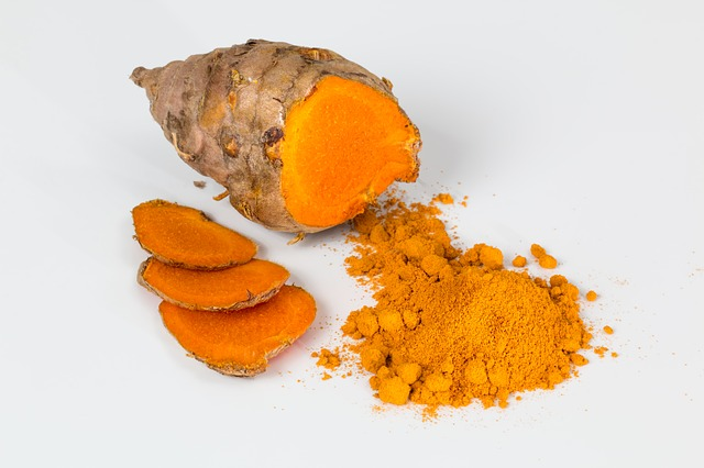 turmeric for skin health