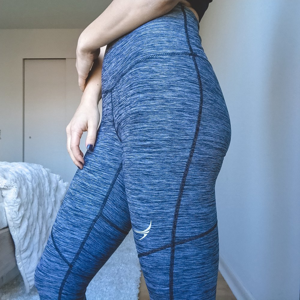 7c76c3f77a3a92 The Best High-Rise Leggings — The Life She Wanders