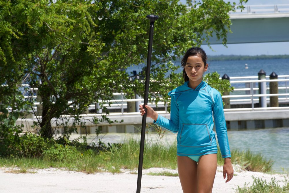 A carbon fiber paddle can be a worthwhile investment for experienced paddlers.
