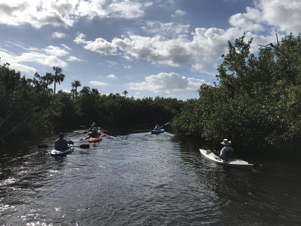 Halfway Creek  is a SW Florida paddling destination listed on the GoPaddling app.