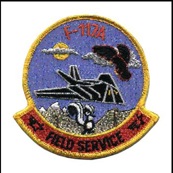 F-117A Field Service