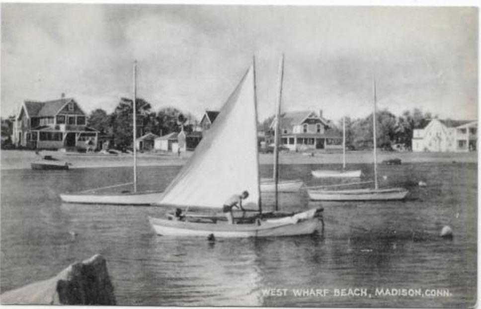 Madison West Wharf Beach 1910.png
