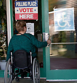 handicapped entering voting place.jpg