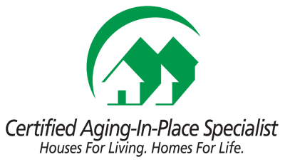 Certified Aging-In-Place Specialist Badge