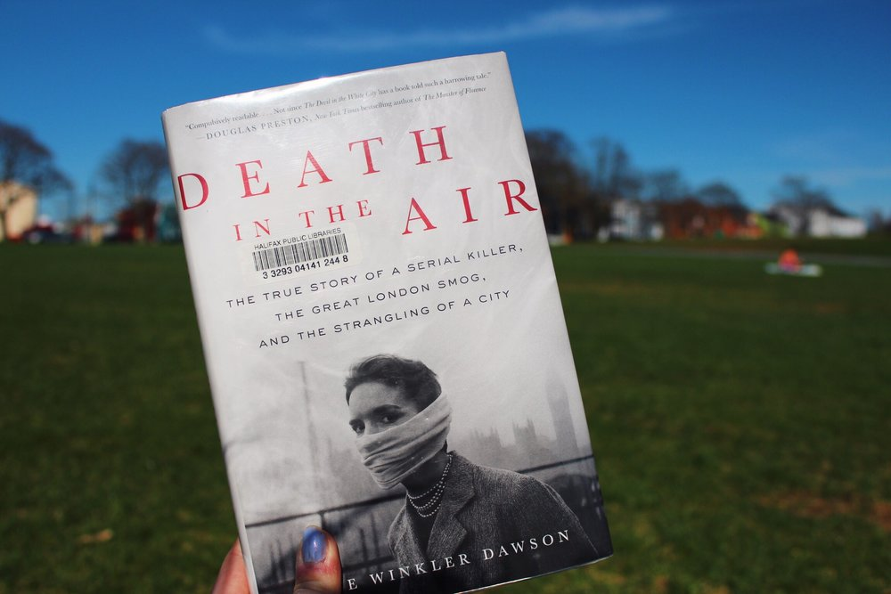 Death in the Air - Kate Winkler Dawson