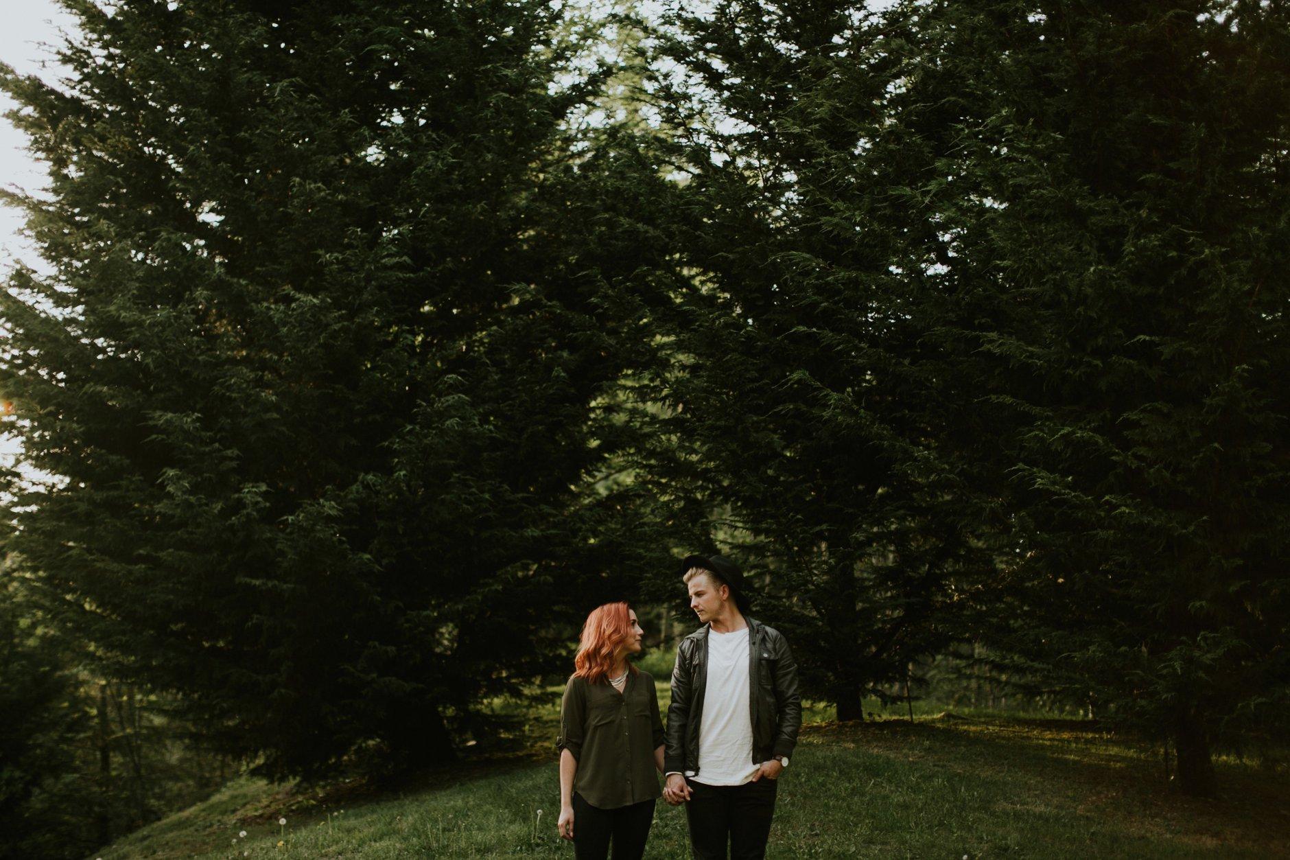 Seattle, Washington Engagement Emily Magers Photography