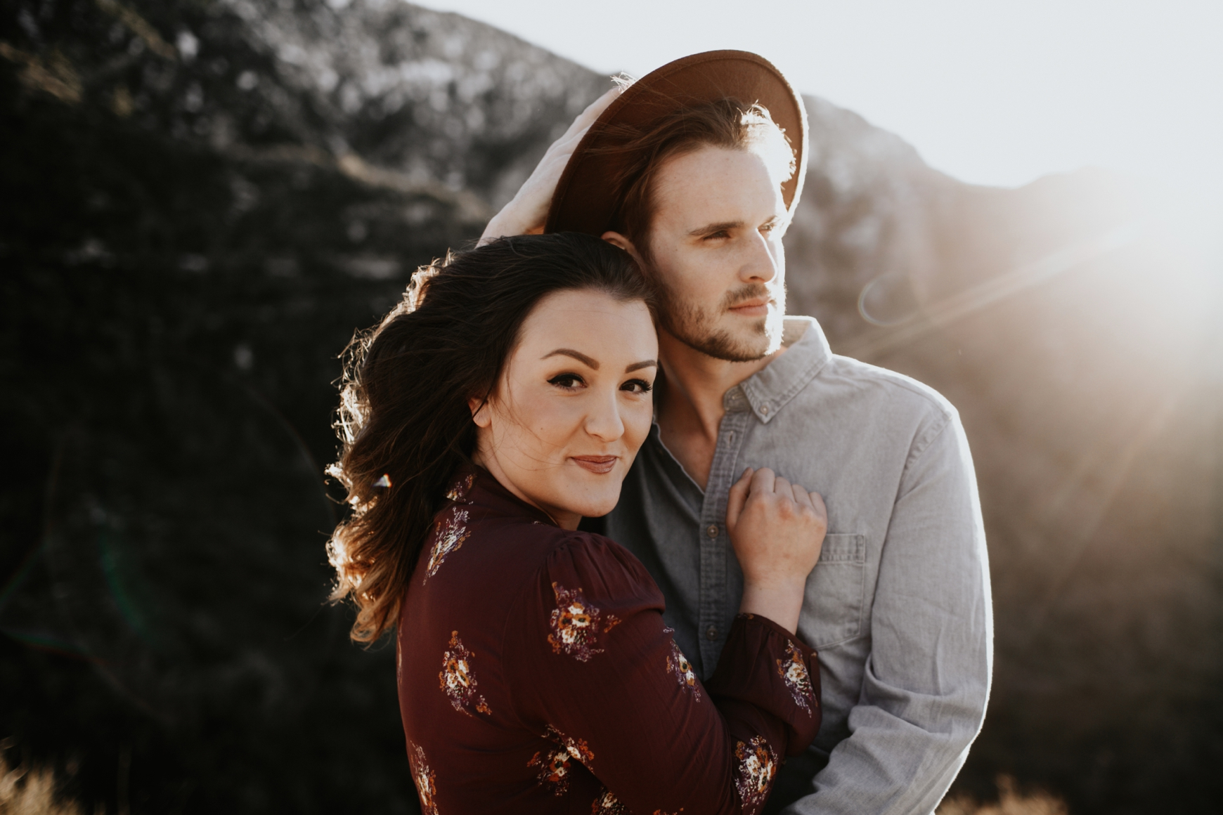 Los Angeles National Forest Engagement Jonni & Marissa Emily Magers Photography-152emilymagersphotography.jpg