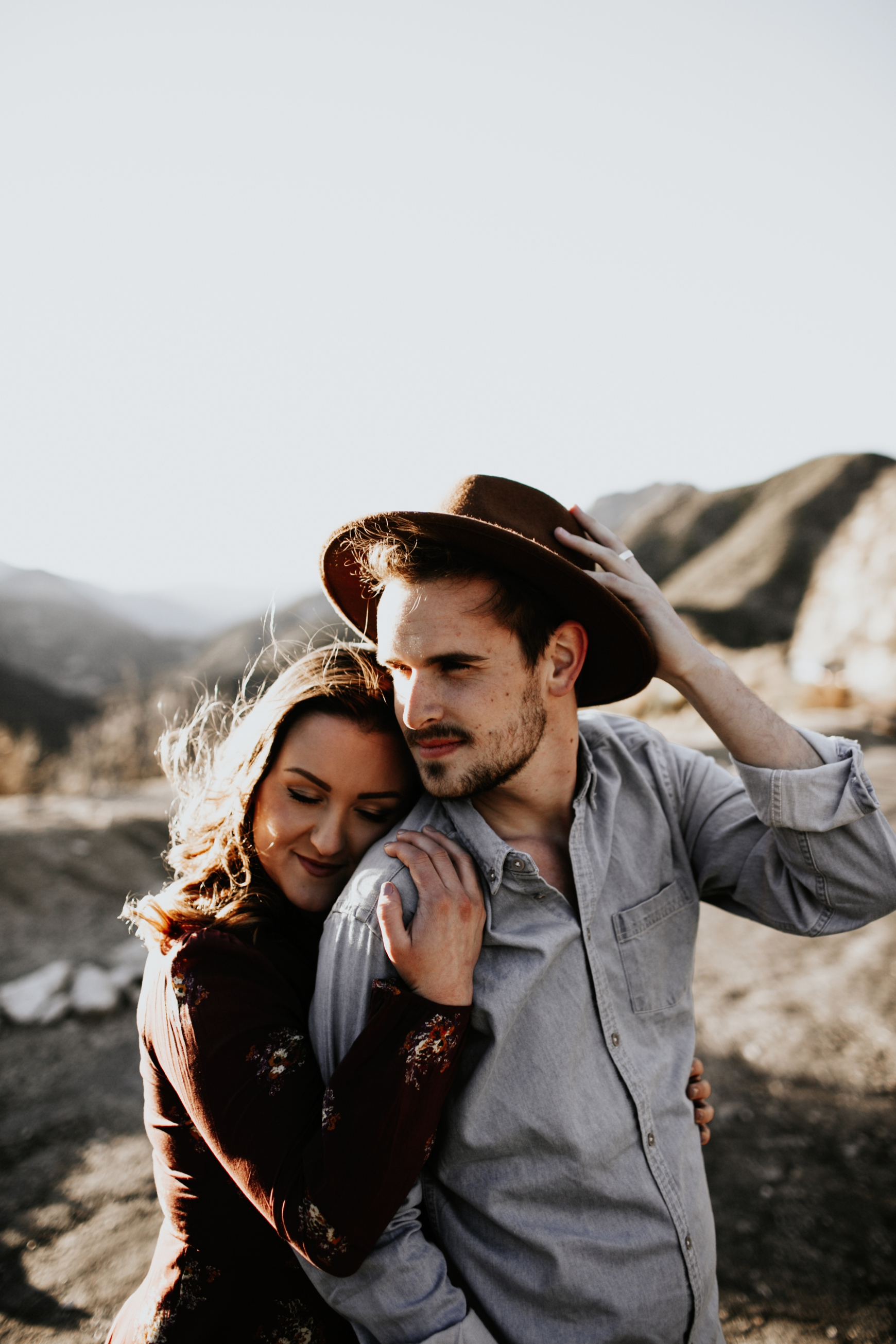 Los Angeles National Forest Engagement Jonni & Marissa Emily Magers Photography-189emilymagersphotography.jpg