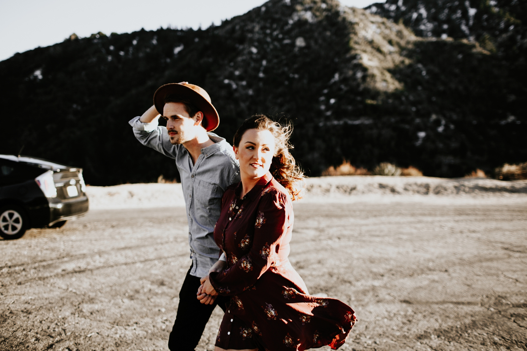 Los Angeles National Forest Engagement Jonni & Marissa Emily Magers Photography-203emilymagersphotography.jpg