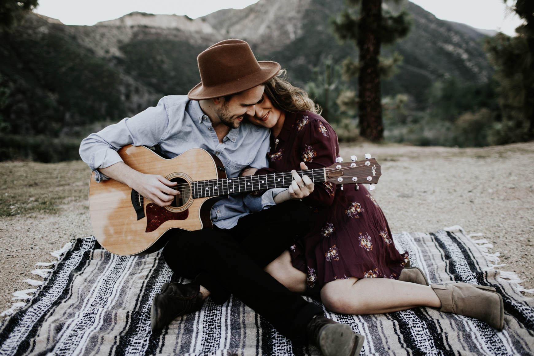 Los Angeles National Forest Engagement Jonni & Marissa Emily Magers Photography-208emilymagersphotography.jpg