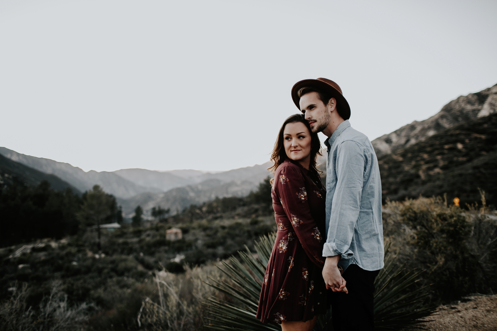 Los Angeles National Forest Engagement Jonni & Marissa Emily Magers Photography-331emilymagersphotography.jpg