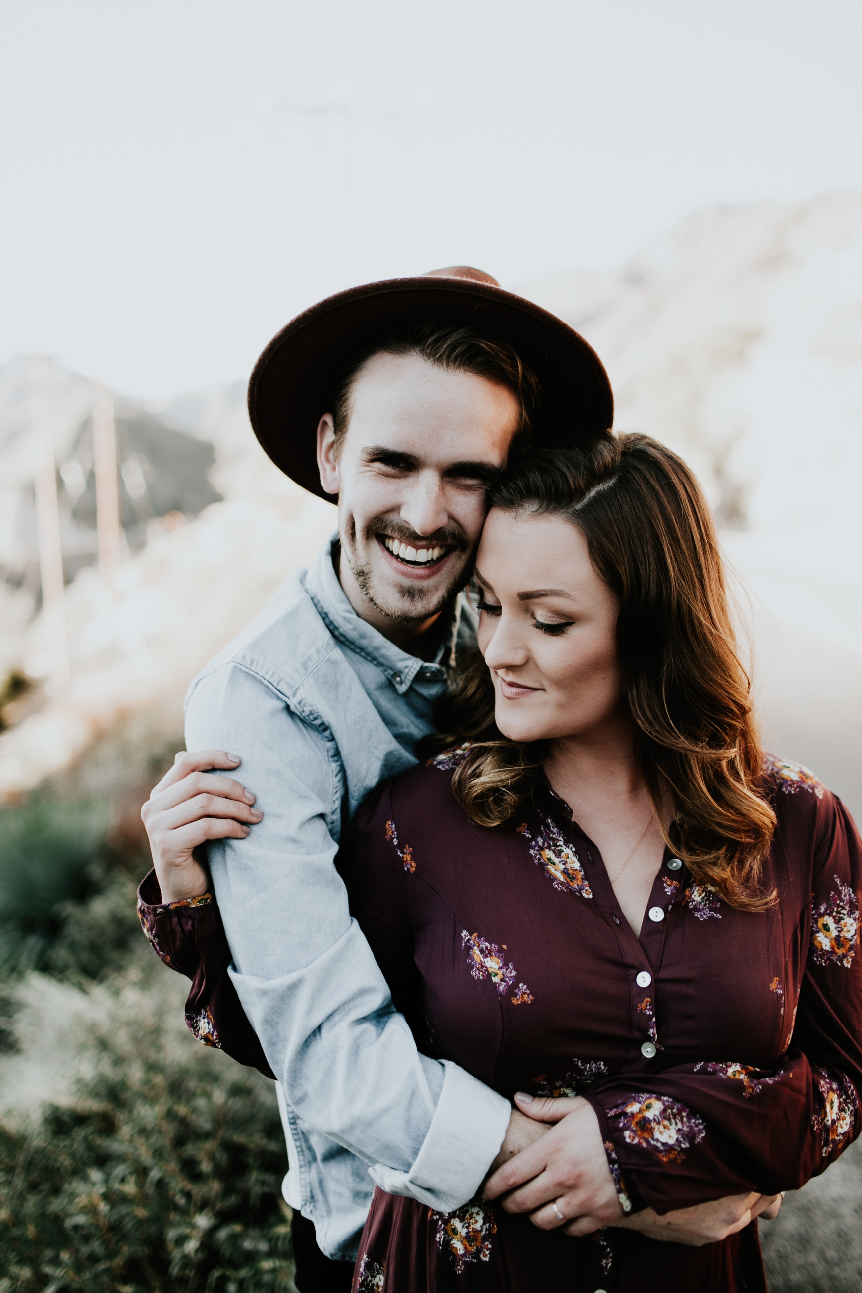 Los Angeles National Forest Engagement Jonni & Marissa Emily Magers Photography-34emilymagersphotography.jpg