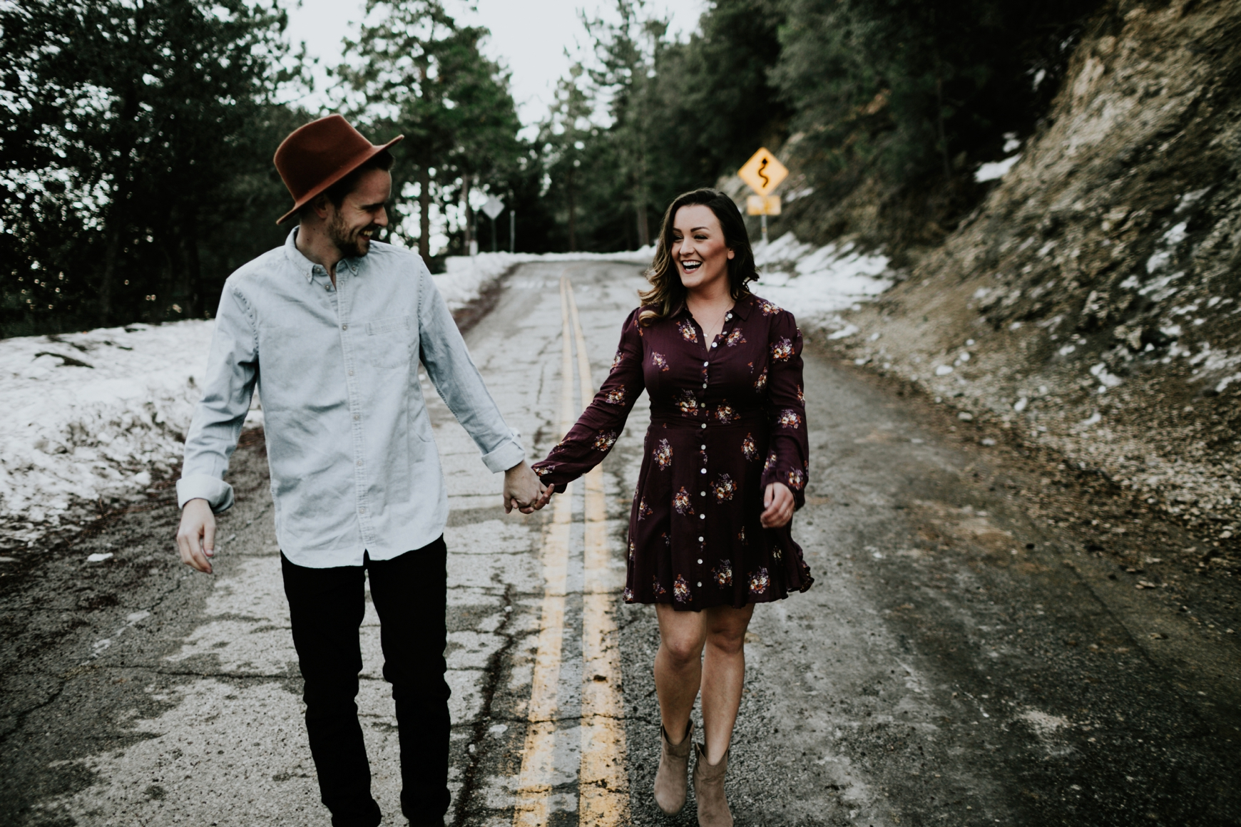 Los Angeles National Forest Engagement Jonni & Marissa Emily Magers Photography-92emilymagersphotography.jpg