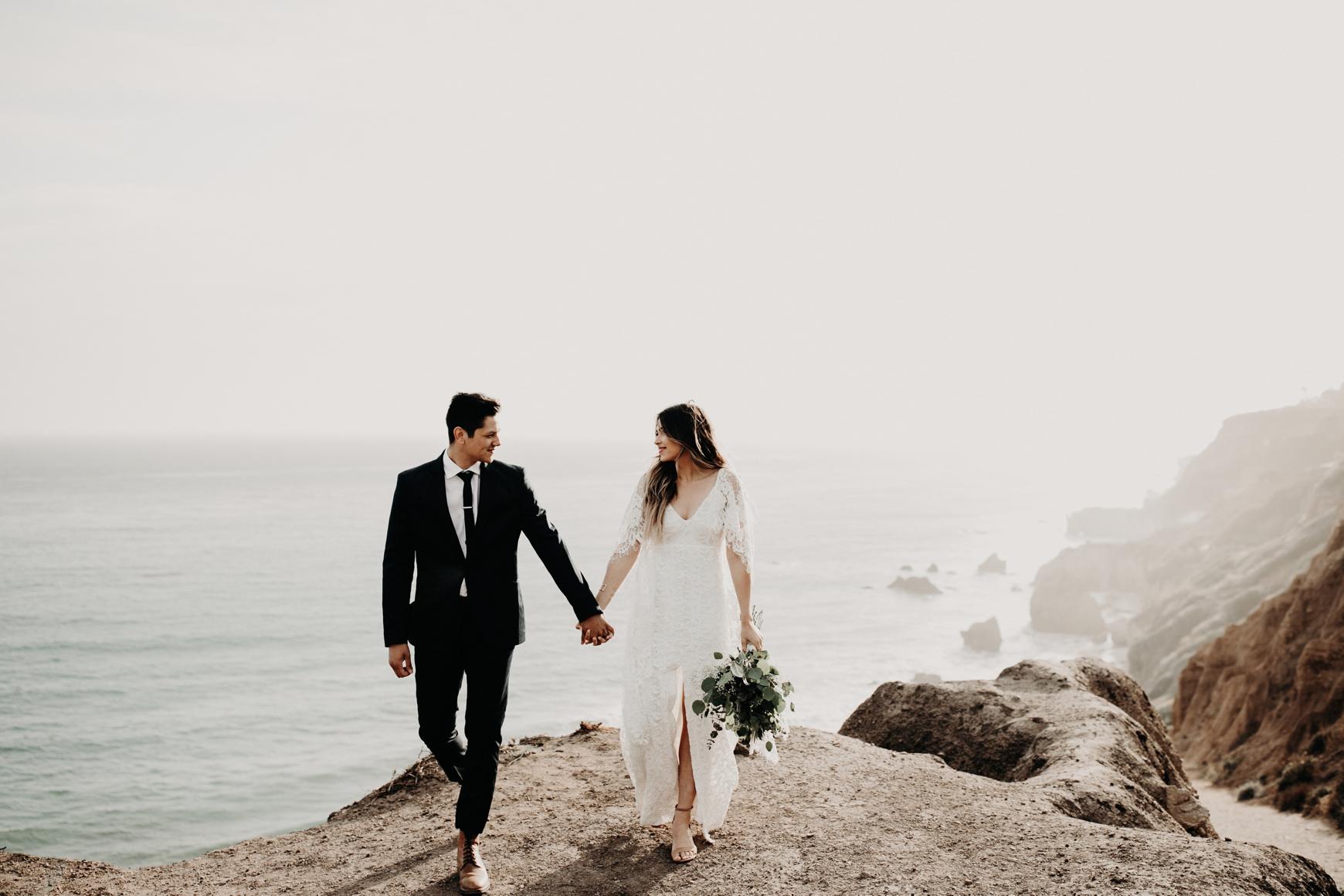 El Matador Beach Bridal Portraits Justellen & TJ Emily Magers Photography-103Emily Magers Photography.jpg