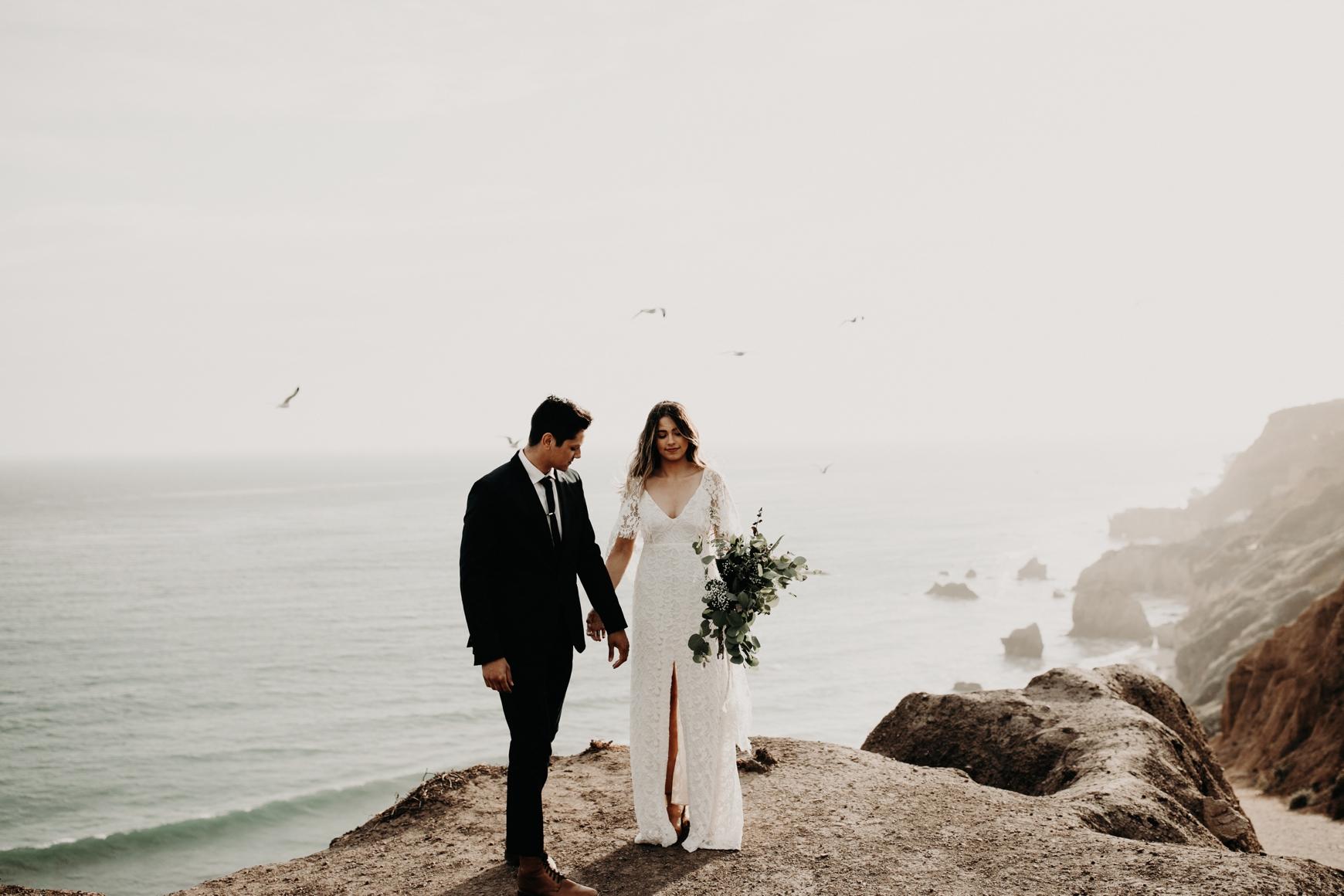 El Matador Beach Bridal Portraits Justellen & TJ Emily Magers Photography-109Emily Magers Photography.jpg