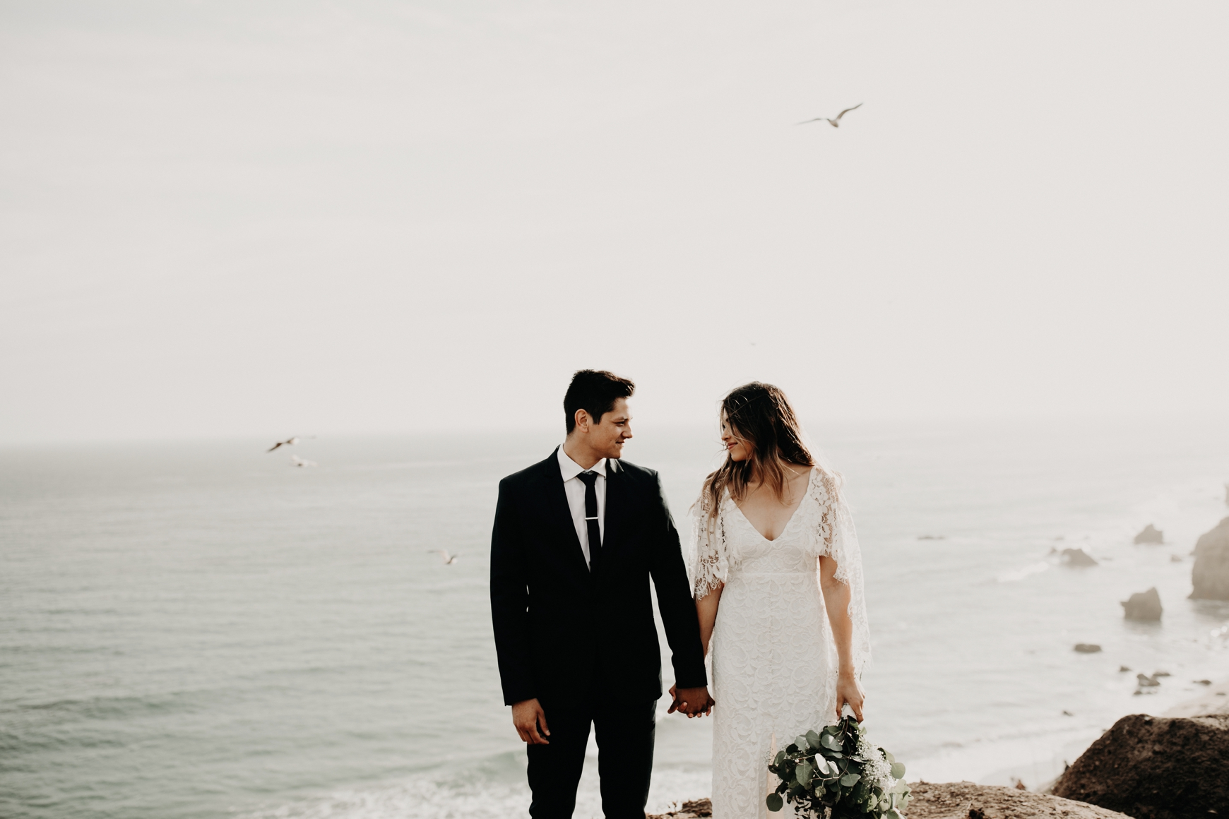 El Matador Beach Bridal Portraits Justellen & TJ Emily Magers Photography-116Emily Magers Photography.jpg