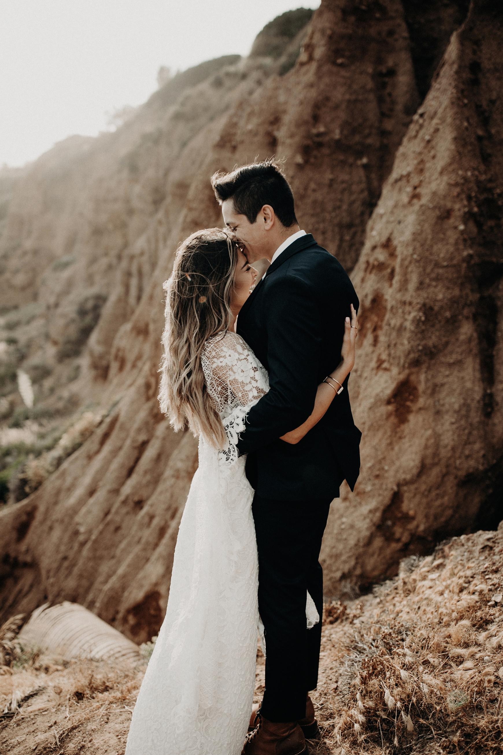 El Matador Beach Bridal Portraits Justellen & TJ Emily Magers Photography-151Emily Magers Photography.jpg