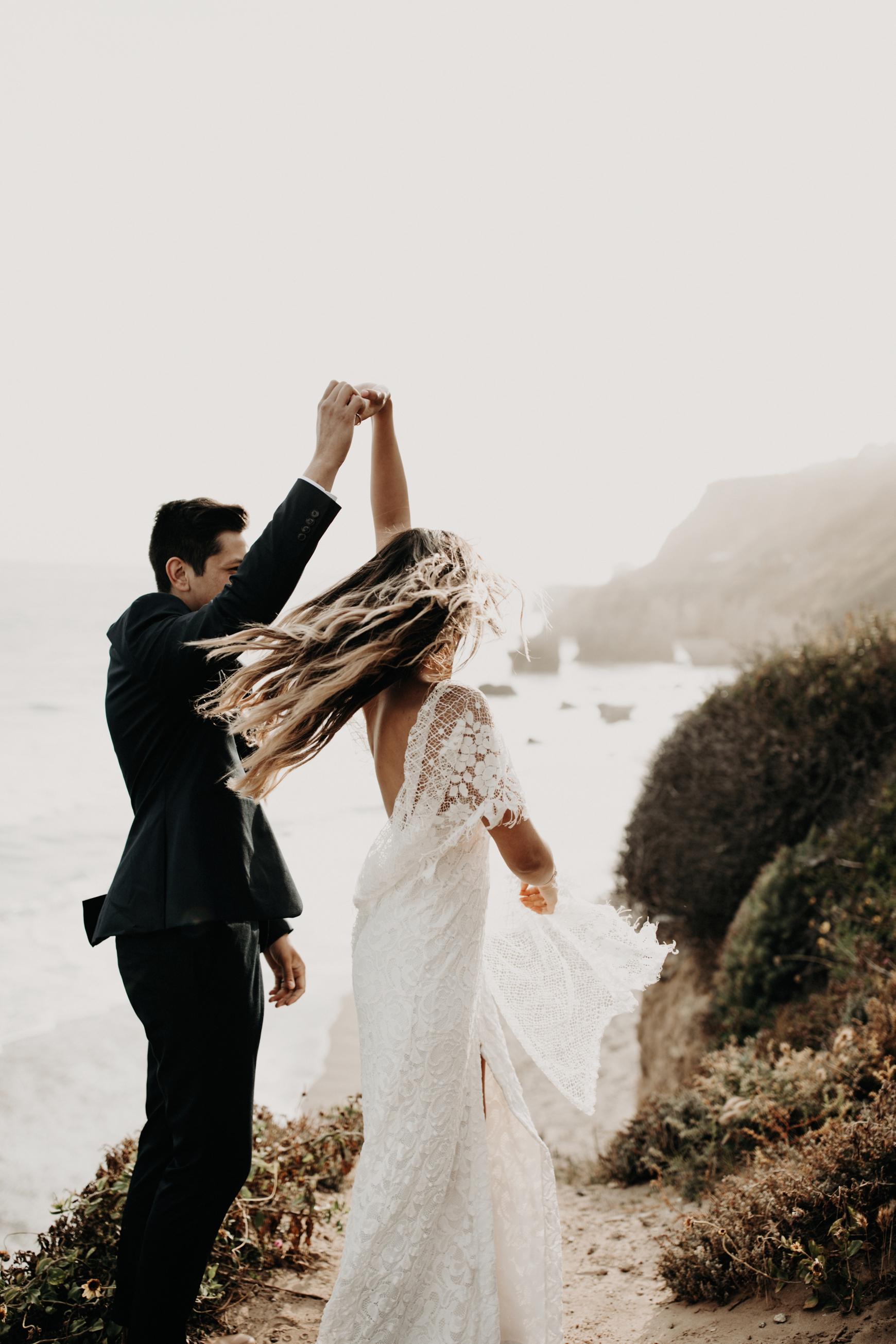 El Matador Beach Bridal Portraits Justellen & TJ Emily Magers Photography-169Emily Magers Photography.jpg