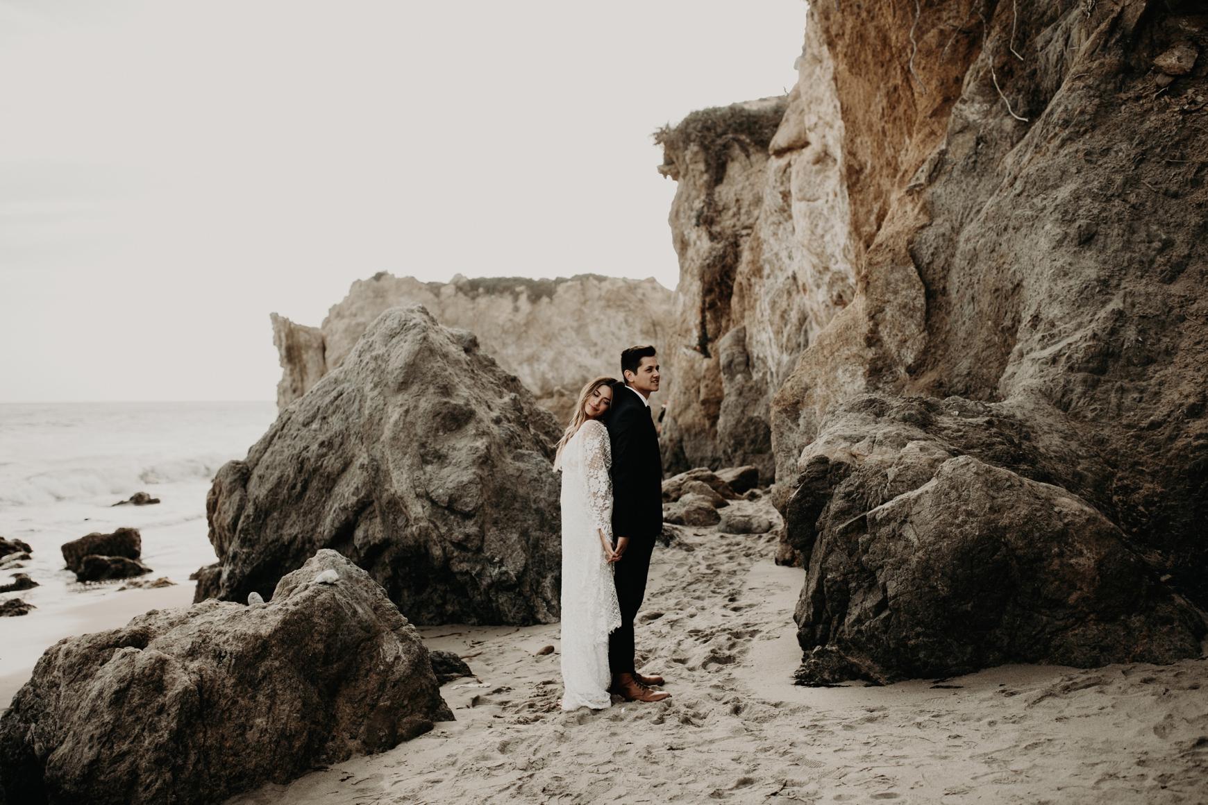 El Matador Beach Bridal Portraits Justellen & TJ Emily Magers Photography-187Emily Magers Photography.jpg