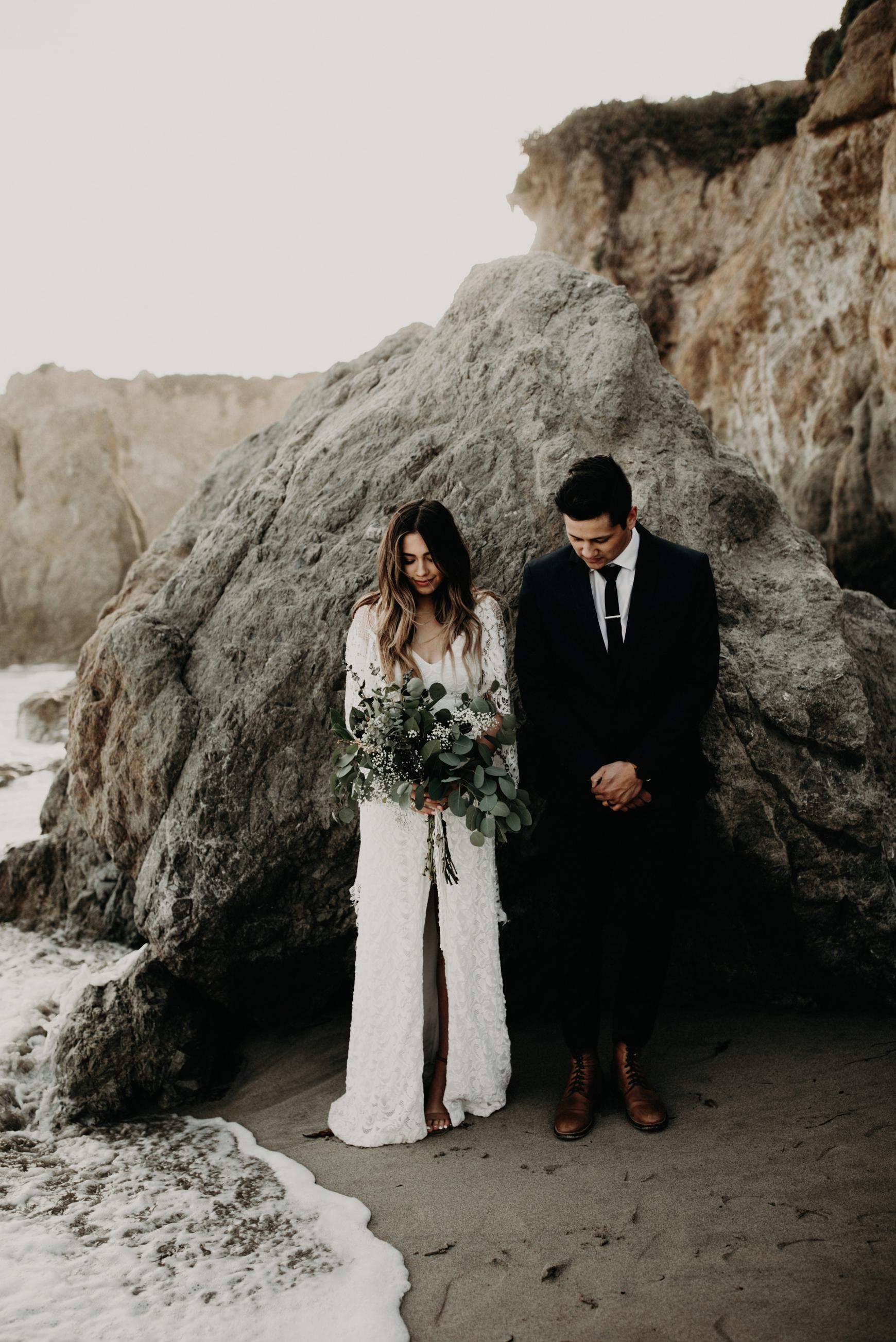 El Matador Beach Bridal Portraits Justellen & TJ Emily Magers Photography-206Emily Magers Photography.jpg