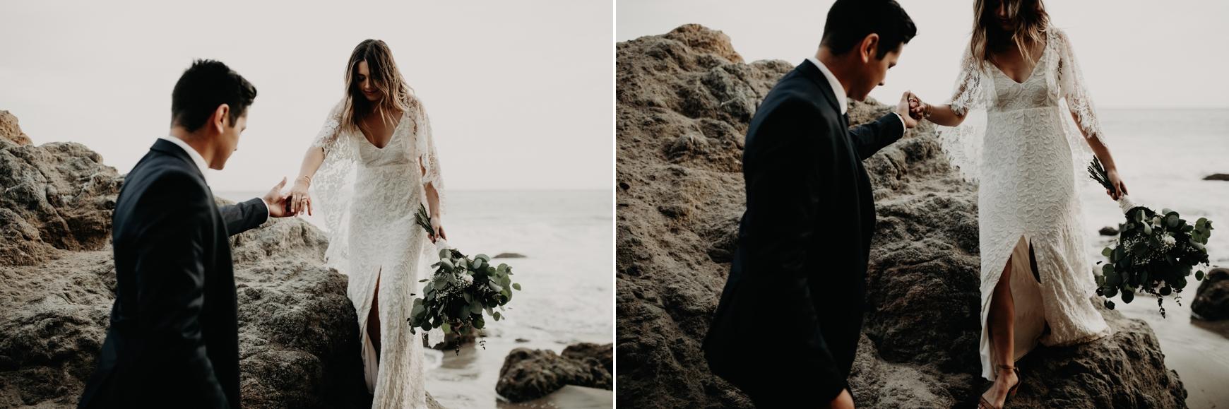 El Matador Beach Bridal Portraits Justellen & TJ Emily Magers Photography-217Emily Magers Photography.jpg