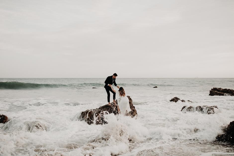 El Matador Beach Bridal Portraits Justellen & TJ Emily Magers Photography-300Emily Magers Photography.jpg