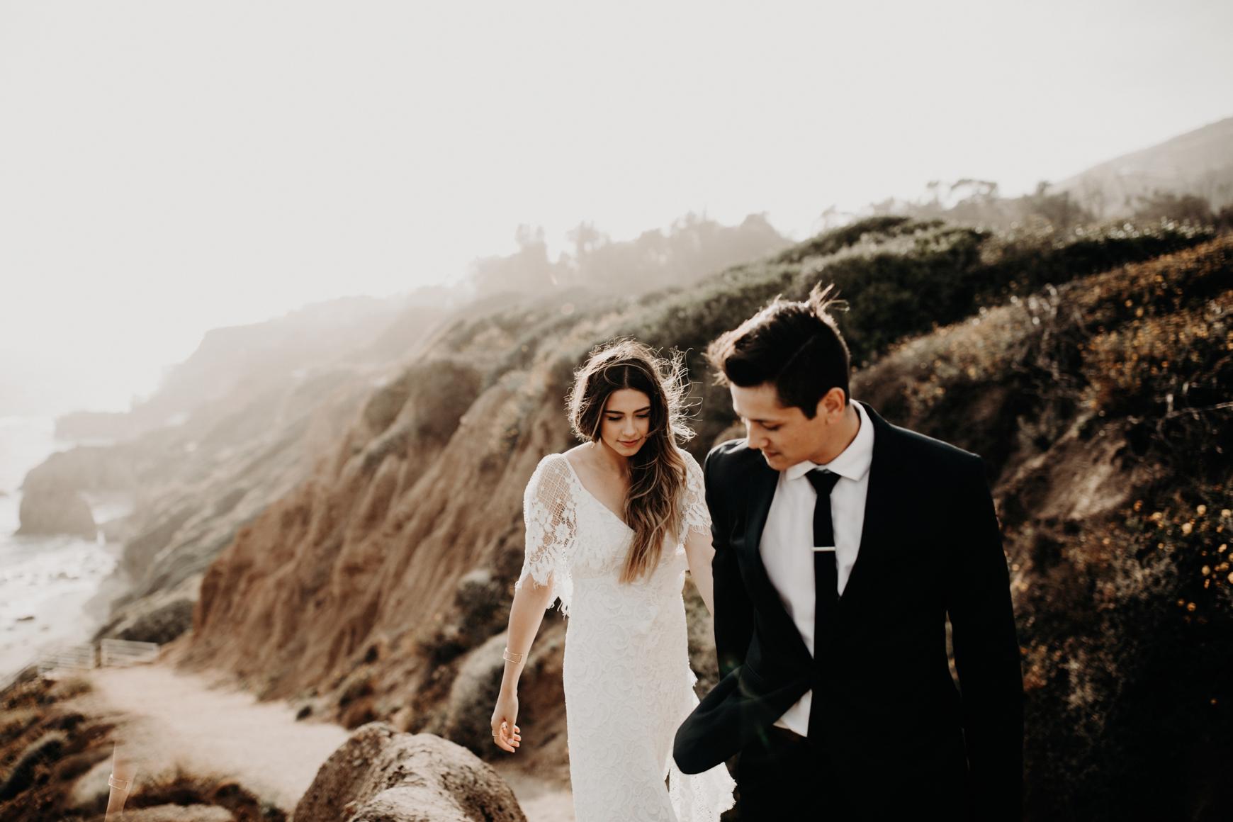 El Matador Beach Bridal Portraits Justellen & TJ Emily Magers Photography-46Emily Magers Photography.jpg