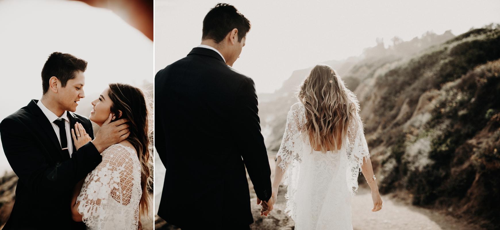 El Matador Beach Bridal Portraits Justellen & TJ Emily Magers Photography-50Emily Magers Photography.jpg