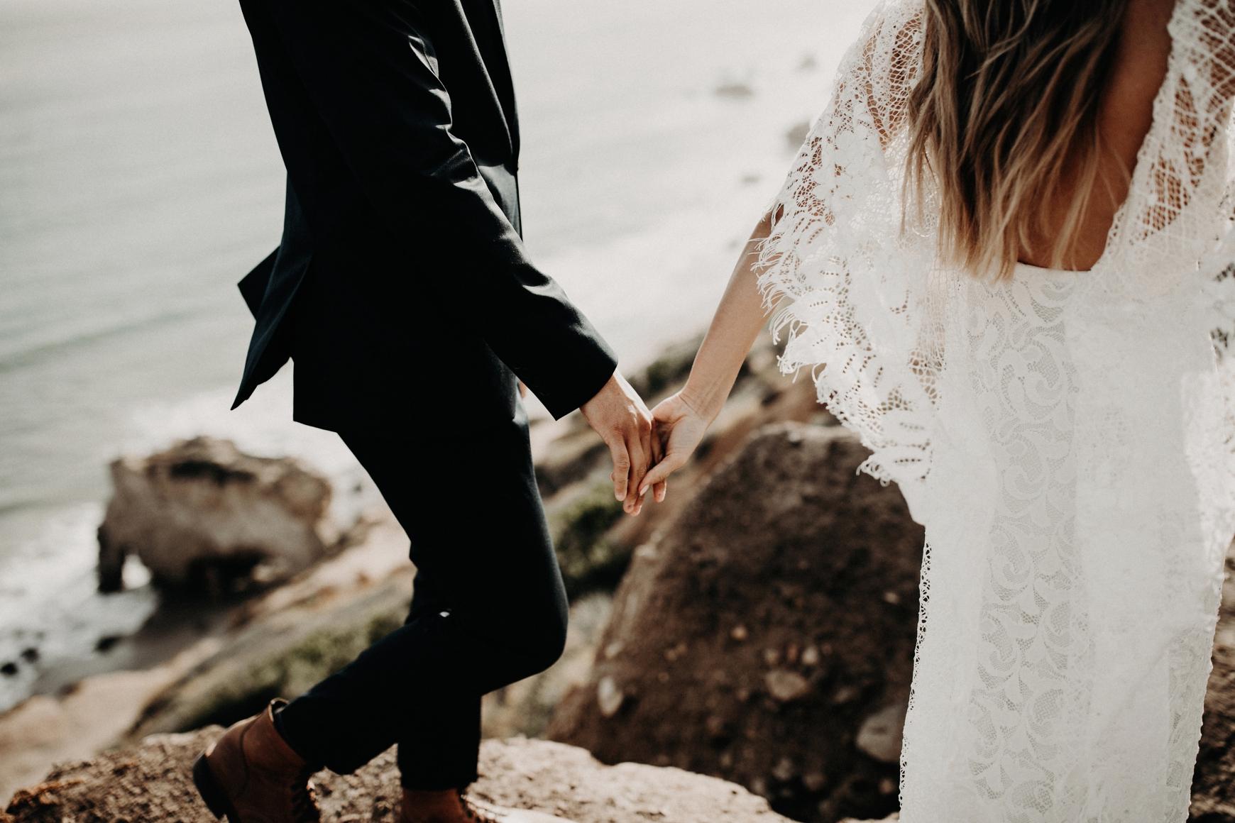 El Matador Beach Bridal Portraits Justellen & TJ Emily Magers Photography-58Emily Magers Photography.jpg